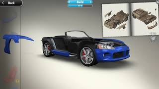 Monzo Digital Model Builder : Sports Car - Game Play
