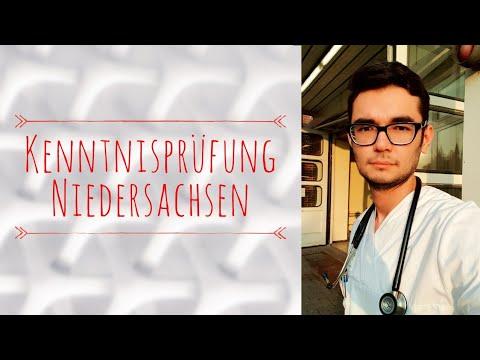 Kenntnisprüfung, Niedersachsen, Мой
