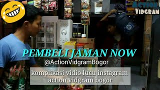 KUMPULAN VIDIO LUCU INSTAGRAM - ACTION VIDGRAM BOGOR