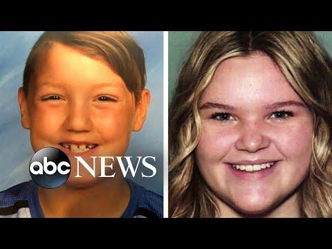 Police identify bodies of missing Idaho children