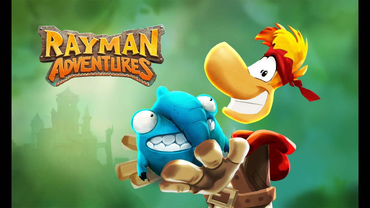 Rayman Adventures cho Android will not disapoint you for sure