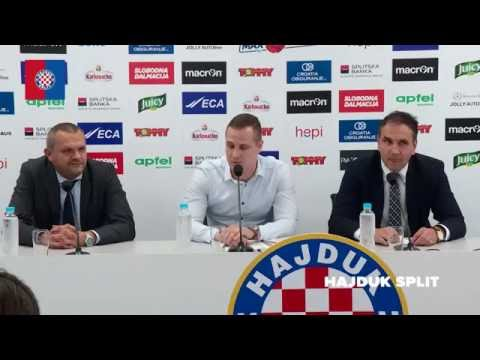 Predsjednik Uprave Ivan Kos predstavio dvojicu savjetnika