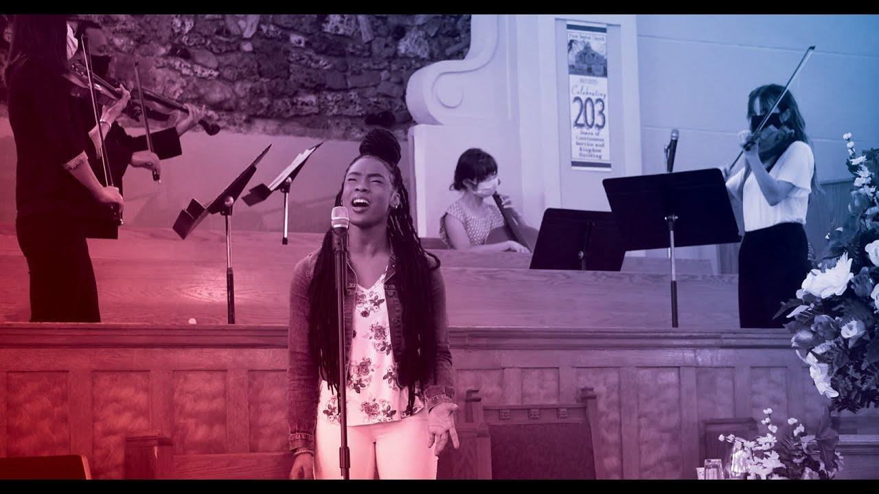 "SLSO Songs of America | ""Amazing Grace"""