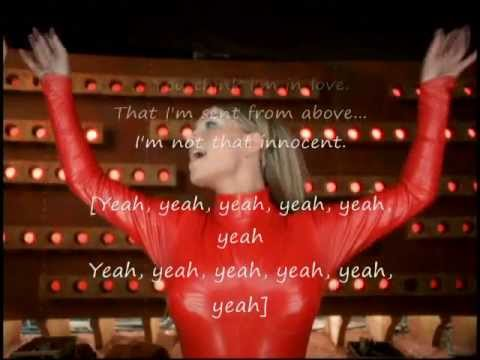 Britney Spears - Oops I did it again Karaoke + Lyrics