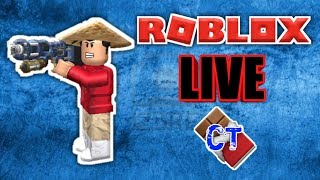 🔴Roblox Live #151🔴COME JOIN