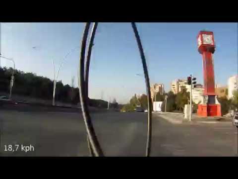 Bisikletle KonyaYolu'nda