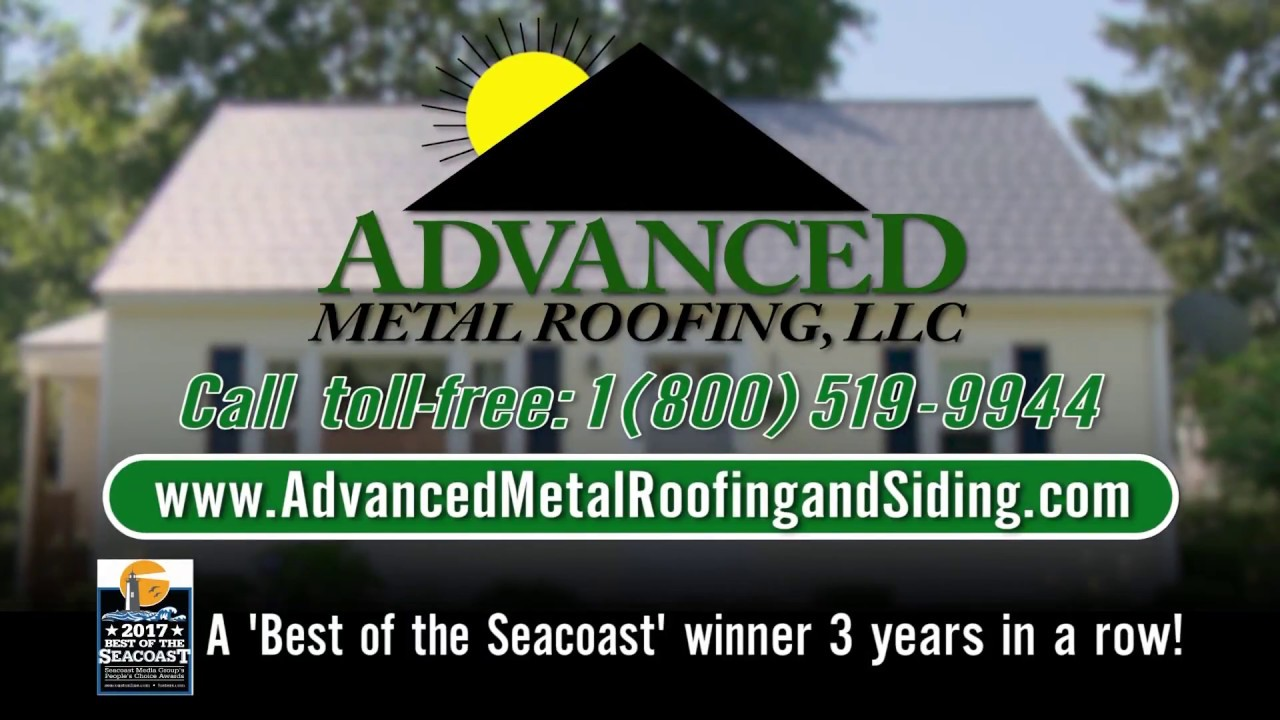 Exceptional Why I Went With Advanced Metal Roofing