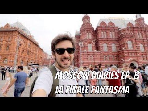 Moscow Diaries ep.8 - Francia - Croazia: La Finale Fantasma