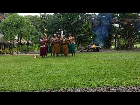 Fiji Islands l Traditional Fijian Songs and Culture Show l Westin Denarau Coco Palms l Part 4