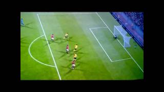 top 8 goals in pes 2011