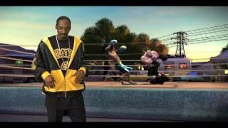 FaceBreaker Xbox 360 Trailer - Snoop Words of Wisdom