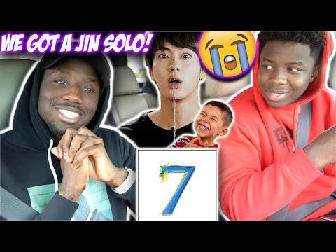 BTS (방탄소년단) Jin - Moon | REACTION!