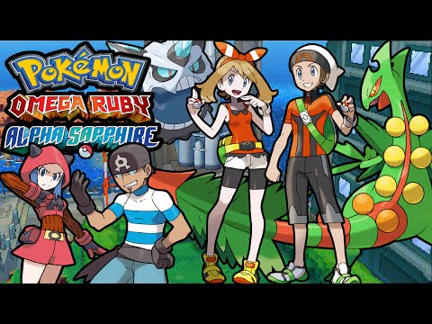 Pokemon Omega Ruby Alpha Sapphire: Demo Code Contest! New Mega ORAS Gameplay Walkthrough PART 1 3DS