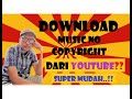 DOWNLOAD Music No Copyright dari YOUTUBE menjadi MP3 SUPER MUDAH di HP | Agus Mulyadi, S.Pd