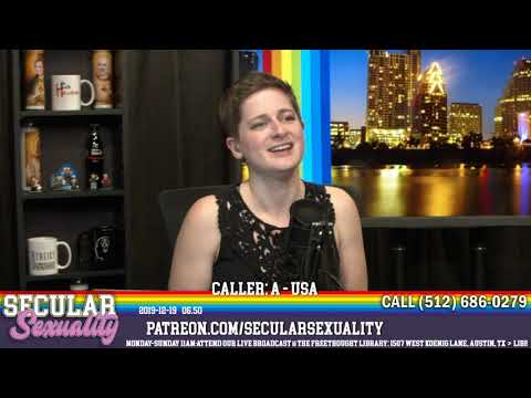Talking to Family about Being Transgender | A - USA | Secular Sexuality 06.50 from YouTube · Duration:  12 minutes 31 seconds