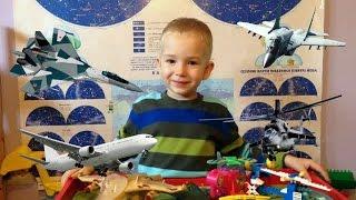 Самолёты и вертолеты для самых маленьких. Развивающее видео. Мультики про самолёты(Привет, ребята! Новое обучающее видео для самых маленьких и не только:) Сегодня Артур расскажет вам про само..., 2016-10-30T13:24:23.000Z)