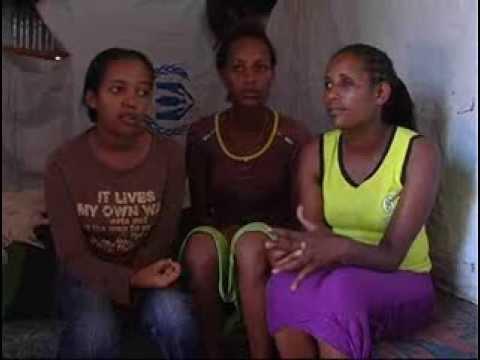 l'odissea dei profughi dell'eritrea