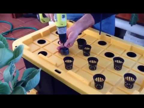 how to make compost tea for hydroponics