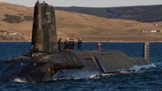 Britain's Nuclear Submarines Hinge on Scotland Vote