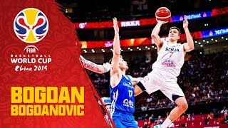 Bogdan Bogdanovic (31 points) secures 5th place for Serbia against Czech Republic