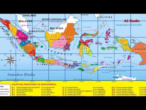 NUSANTARA  by Country - Tantowi Yahya with Atlas Indonesia