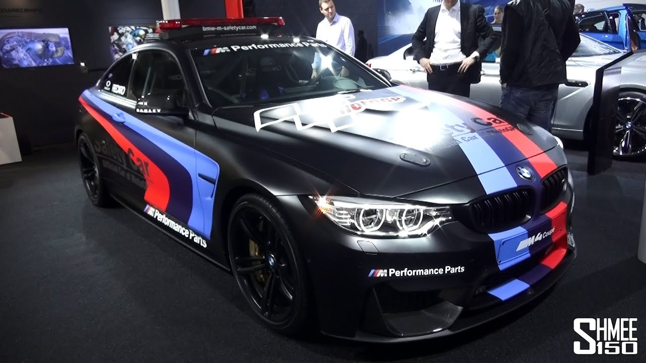 First Look Motogp Bmw M4 Safety Car Water Cooled