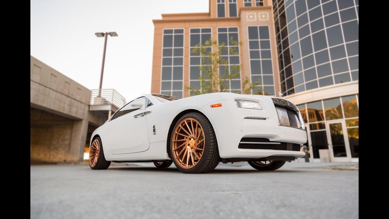 NBA basketball players customized Rolls Royce!