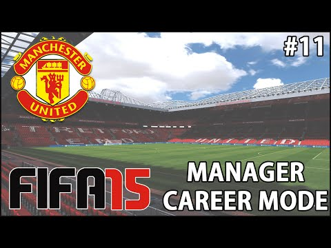 FIFA 15 Career Mode - Manchester United #11 - DIP IN LEAGUE FORM!