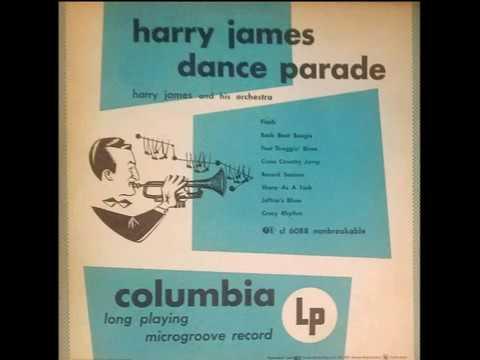 harry james jeffries blues