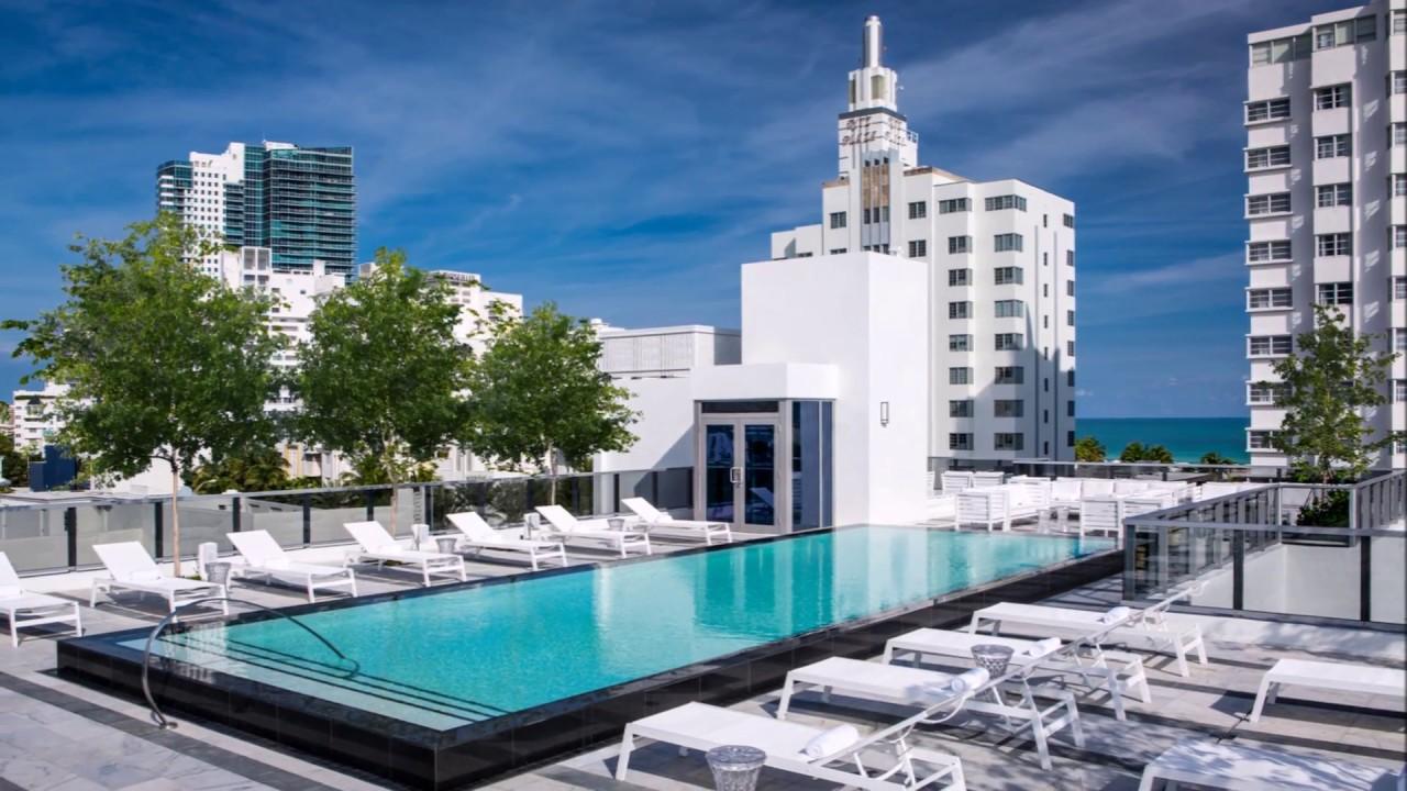 Oscar Ono Paris Gale Hotel Kaskades Suites South Beach Miami