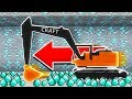 FASTEST WAY TO GET DIAMONDS IN MINECRAFT! (AUTOMATIC DIAMOND MINER)