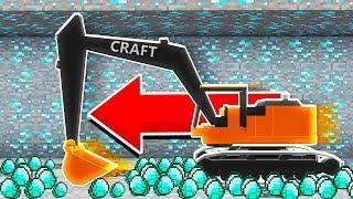 FASTEST WAY TO GET DIAMONDS IN MINECRAFT! (AUTOMATIC DIAMOND MINER)