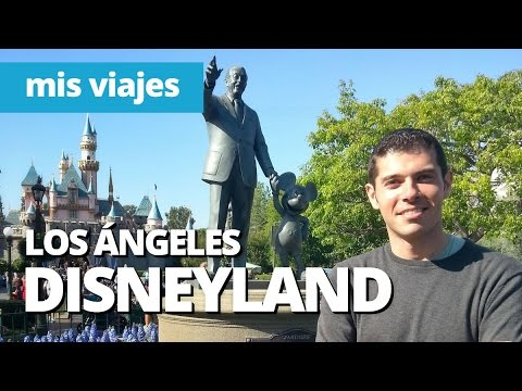 El primer parque Disneyland   CALIFORNIA, Estados Unidos