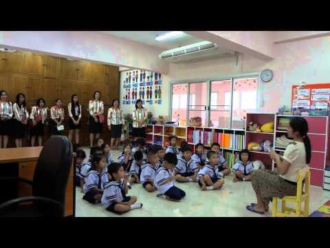 กิจกรรมการสอนเด็ก อนุบาล 1