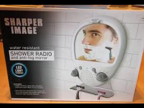 Shower Radio Review