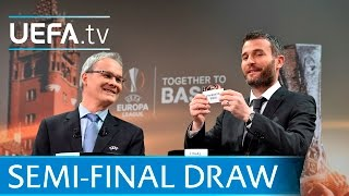 2015/16 UEFA Europa League semi-final draw