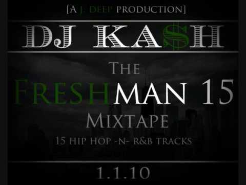 The Freshman 15 Mixtape - Track 2: Chicago Superstar