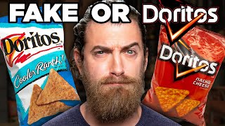 Crazy Doritos Flavors (Game)