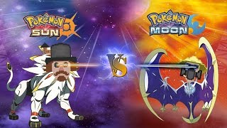 Let's Play Pokemon Sun VS Moon - Part 27 - Cooking mama