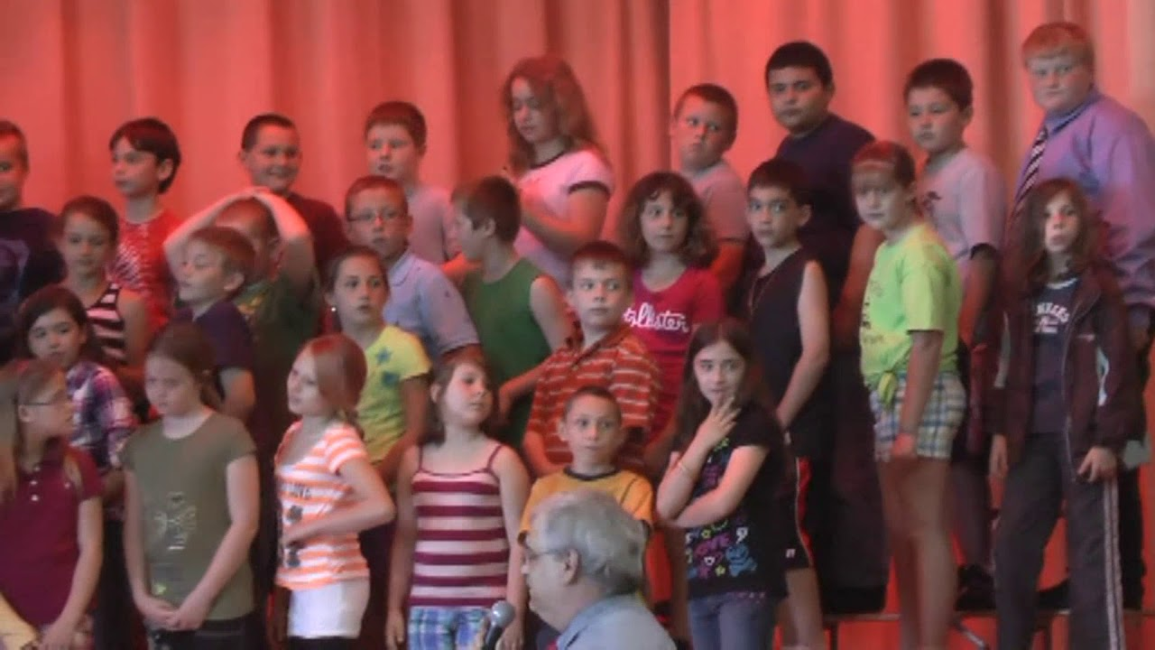 MES Spring Program Rehearsal  5-24-12