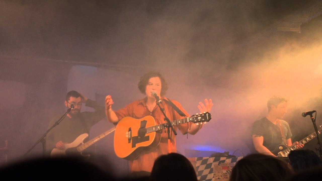 The Front Bottoms 2yl Au Revoir Live At Strom Munich