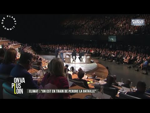 One planet summit : Macron en chef d'orchestre - On va plus loin (12/12/2017)