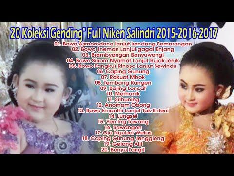 "20 Koleksi Gending"" Full Niken Salindri 2015-2016-2017"