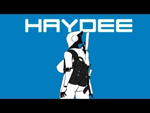 Haydee #1. Весеннее обострение в Boston Dynamics