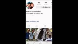 Instagram arama geçmişi silme temizleme