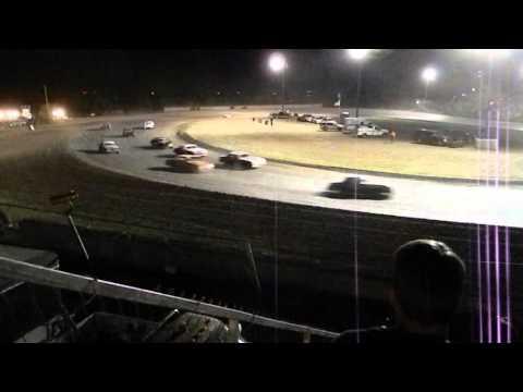 Superbowl Speedway in Greenville TX 10-03-2015 Clip 3