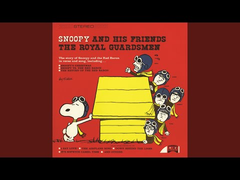 The Story Of Snoopy Vs. The Red Baron