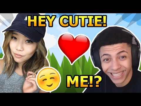 Myth And New Girlfriend *FLIRT* With Each Other! Myth And Skwonto! Fortnite Funny & Epic Moments!