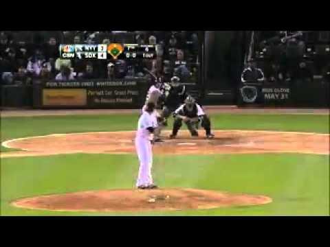 Chicago White Sox vs New York Yankees : MLB Baseball (23 May 2014)