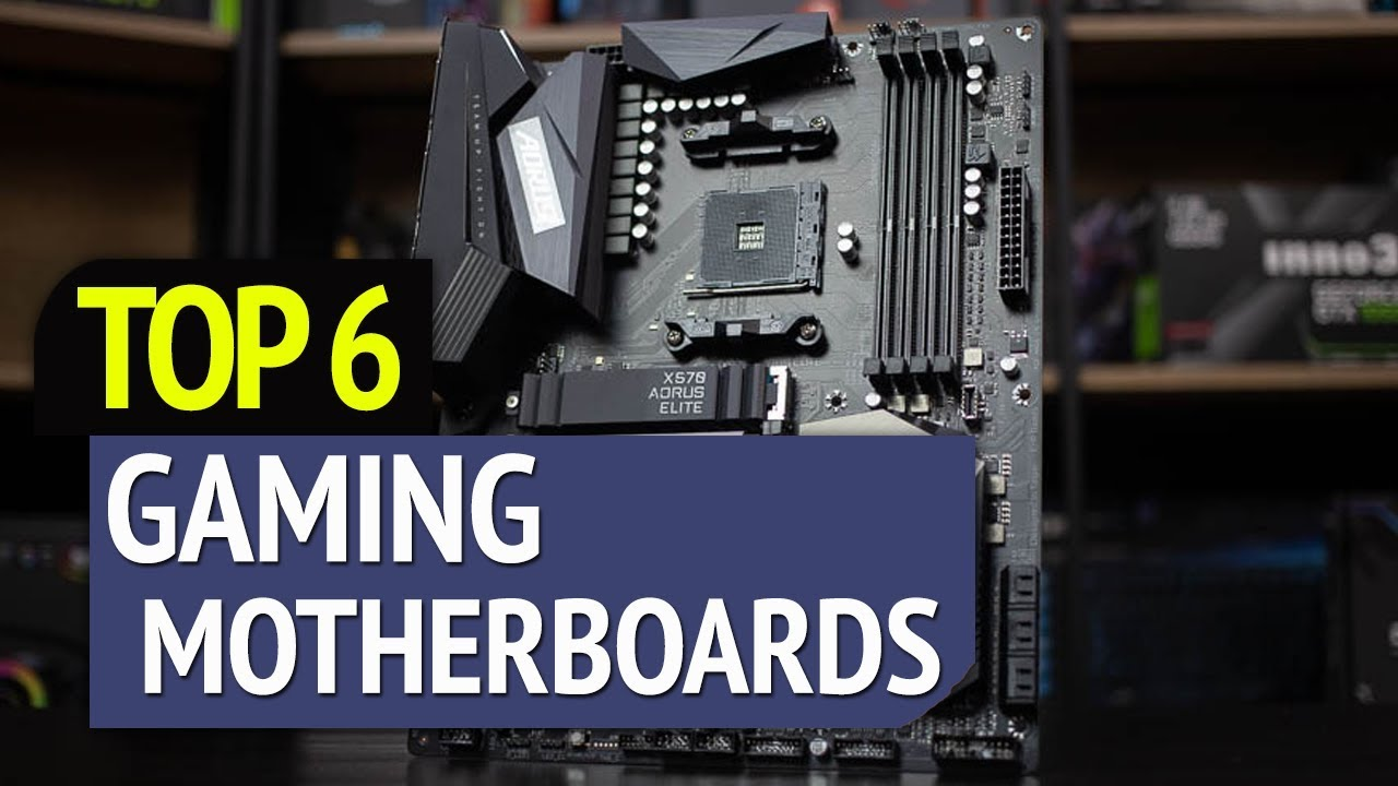 BEST GAMING MOTHERBOARDS! (2020)